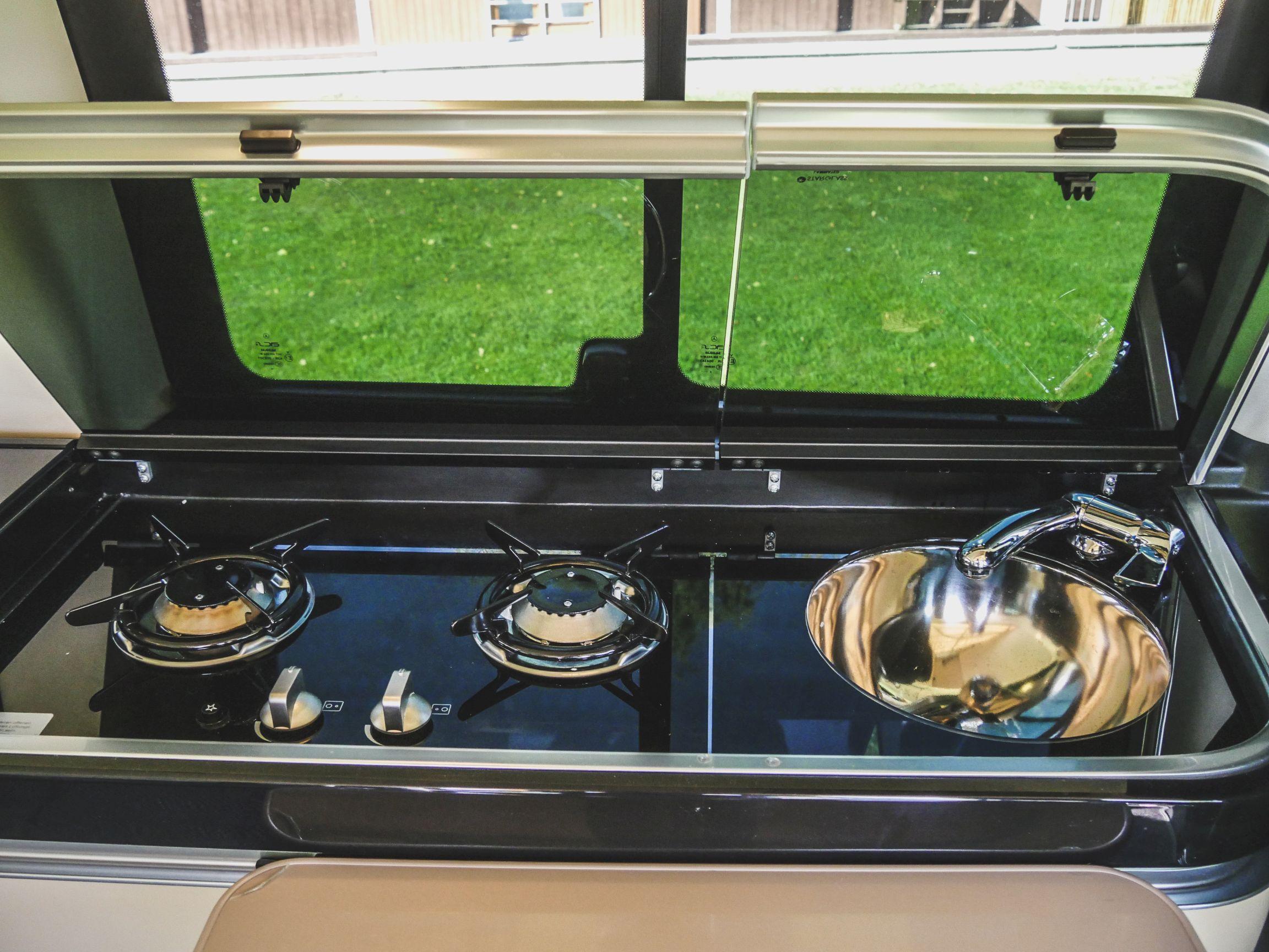 Mercedes Benz Marco Polo - interiér