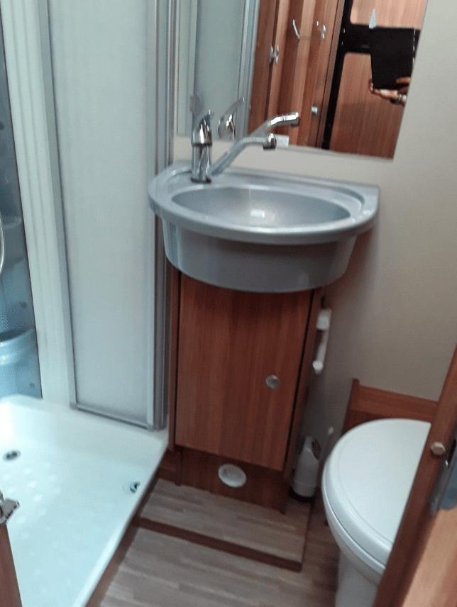Carado A 464 koupelna